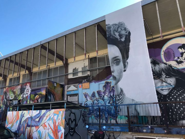 Stroke Artfair 2017 Munich