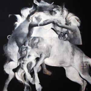 Francisco Bosoletti negative painting ART AENUE